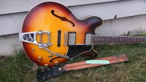1961 ES-335 re-neck