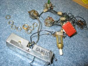 ES-345 - Guts... Varitone, Pots, Caps, n Wire