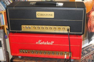 Ceriatone Yeti 50 - Custom Color 1969 'you know what' below!