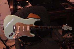 "The ""Offender""... Mex Fluence Stratocaster"