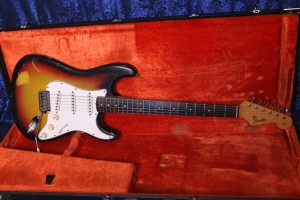 "The beloved 64/65 ""Troiano"" Strat"